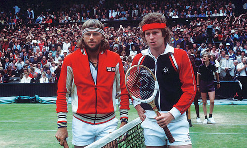 """Preview Screening of HBO Documentary """"McEnroe/Borg: Fire & Ice"""