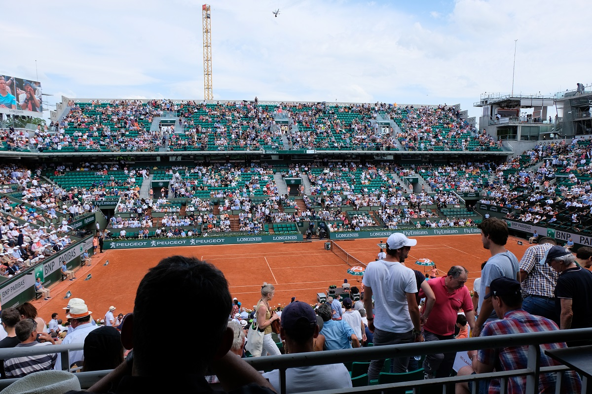 The 2020 French Open has been postponed to later this year and run from September 20 through October 4, tournament officials announced on Tuesday.