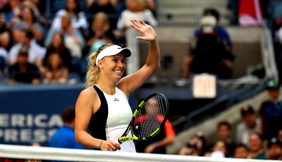 Caroline Wozniacki won the China Open this weekend, claiming her third title of 2018 with a 6-3, 6-3 victory over Anastasija Sevastova in Sunday's final.