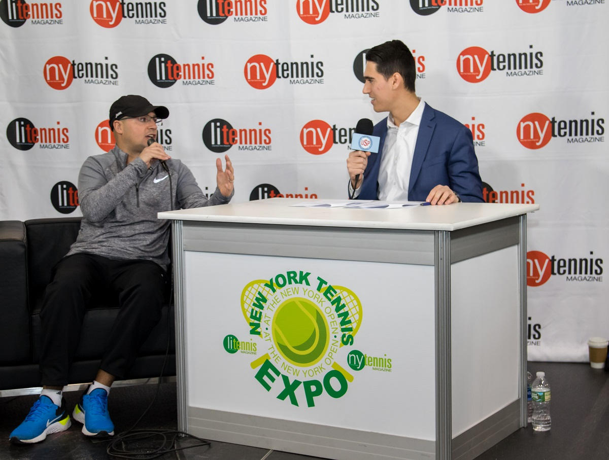 Last year, the New York Tennis Expo brought together more than 5,200 people for this one-of-a-kind event, and we expect an even bigger turnout when the event returns on Sunday, February 9.