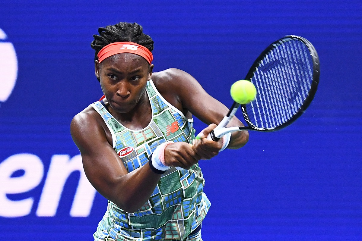 A month after she captivated the sports world with her run at the US Open, American teenager Coco Gauff has claimed her first WTA singles title.