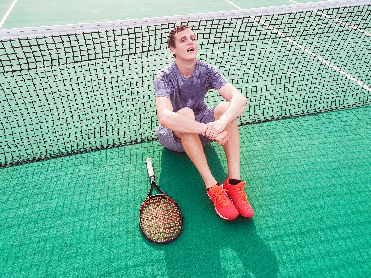 Members of the tennis world have seen the story unfold all too often: A once phenomenal player loses the desire and motivation to compete in tennis, and is forced out of the game temporarily, or sometimes altogether.