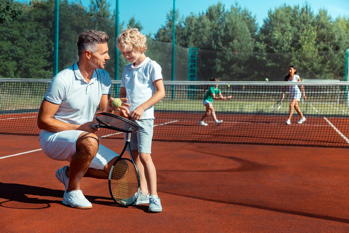 In the 24 years that I have been a teaching pro, I have witnessed bizarre behavior from parents of junior players.