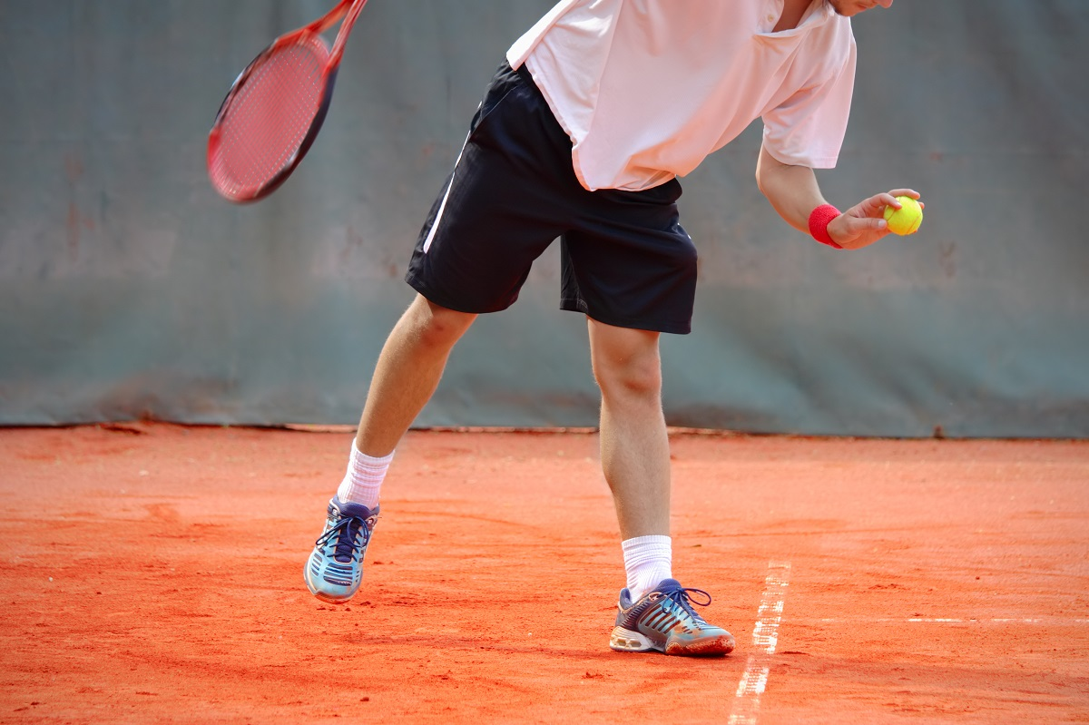 Your movement on the tennis court is one of the most important tools you can use to win the match. (Photo courtesy of Getty Images)