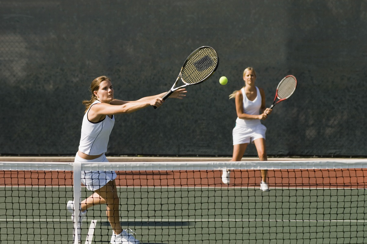 If you are a doubles player, you and your partner have had this conversation before: who plays which side?