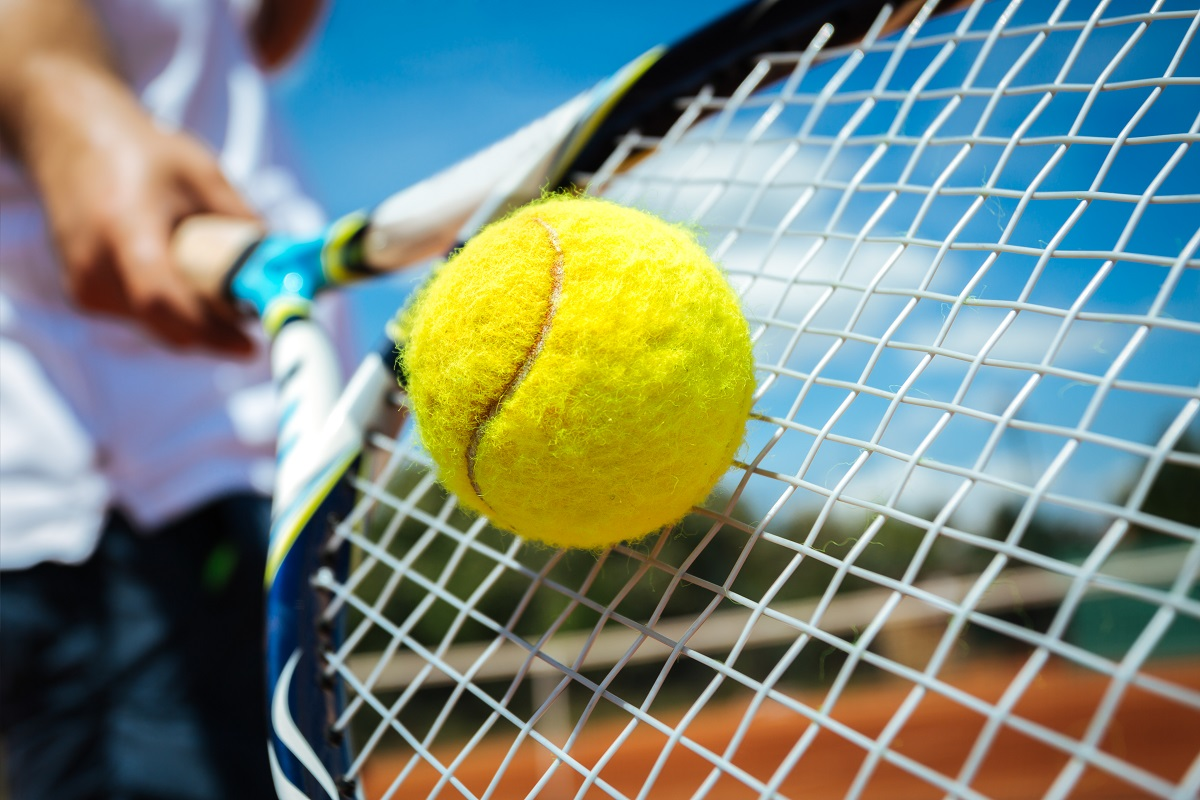 Although tennis is not an easy game to pick up, you can learn to play tennis at any age.