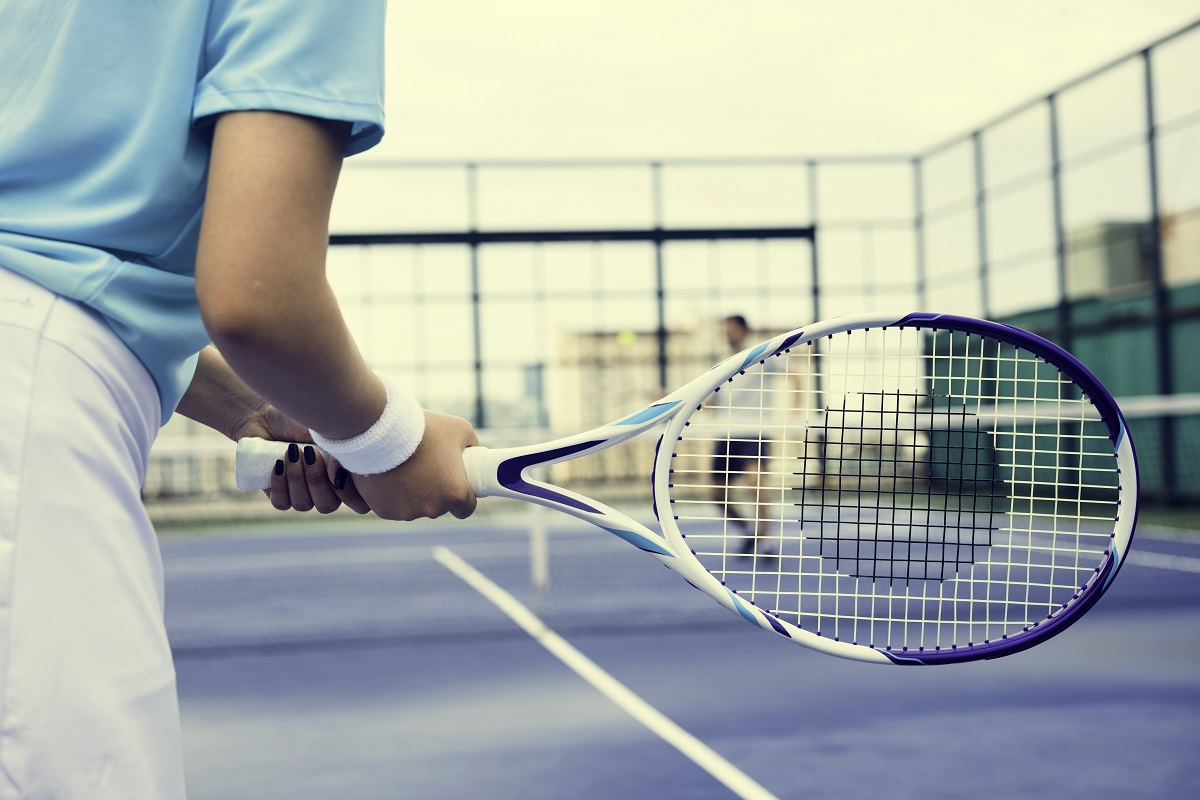 A player with a good slice backhand can cause a lot of frustration, especially in rallies from the baseline. The shot has less pace, bounces low, and it is difficult to change the direction of the shot due to the spin.