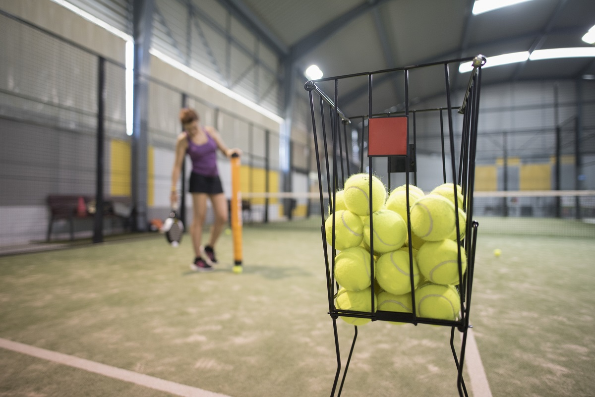 Many tennis professionals rely almost exclusively on feeding drills to teach players how to hit a tennis ball. A good pro can feed the ball in a manner and to a location that makes the player look very good. In other words, they can give you that ball tha