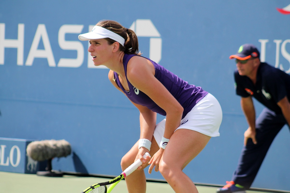 Johanna Konta, currently ranked No. 14 in the world and a three-time Grand Slam semifinalist, will be one of the top players competing in the NYJTL Bronx Open later this month.