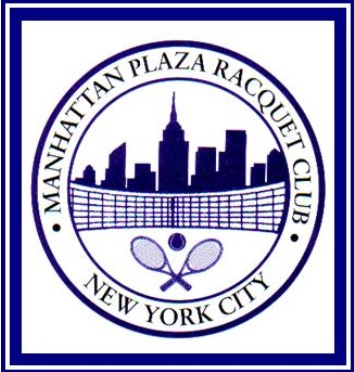 Manhattan Plaza Racquet Club (MPRC), an Advantage Tennis Club, is located at 450 West 43rd Street (between 9th Avenue and 10th Avenue) in New York City (open Monday-Sunday from 6:00 a.m. until midnight)