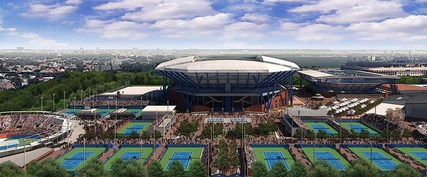 The USTA announced today that Laykold has been selected as the new court surface for the US Open and the USTA Billie Jean King National Tennis Center. The agreement is for five years.