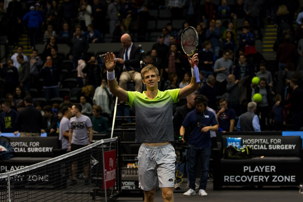 The inaugural New York Open brought professional tennis back to Long Island in exciting fashion earlier this year, and the ATP World Tour 250 tournament has announced its dates for next year. The 2019 NY Open will run from Feb. 9-17, 2019 at NYCB LIVE, ho