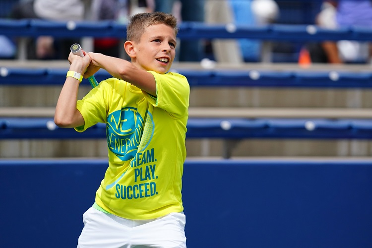 Photo courtesy of USTA/Daniel Shirey