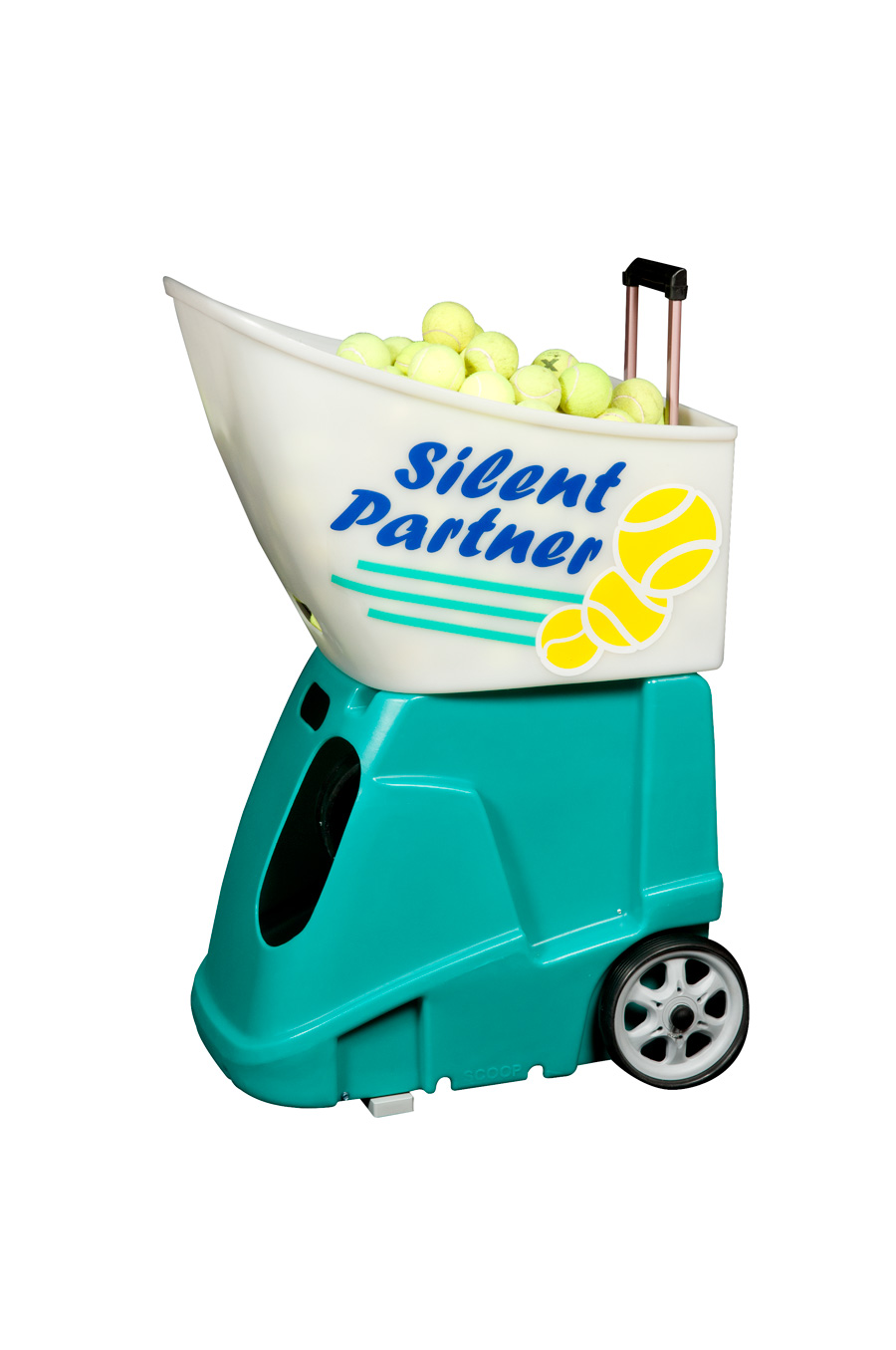 Silent Partner Tennis, a division of Deuce Industries Ltd., was founded in 1989 by Dr. John Bassili