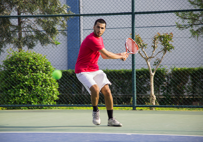 In The Sport Of Tennis We Have Several Players Who Achieved Levels Greatness And Success By Using Either Their One Handed Backhand Or Two