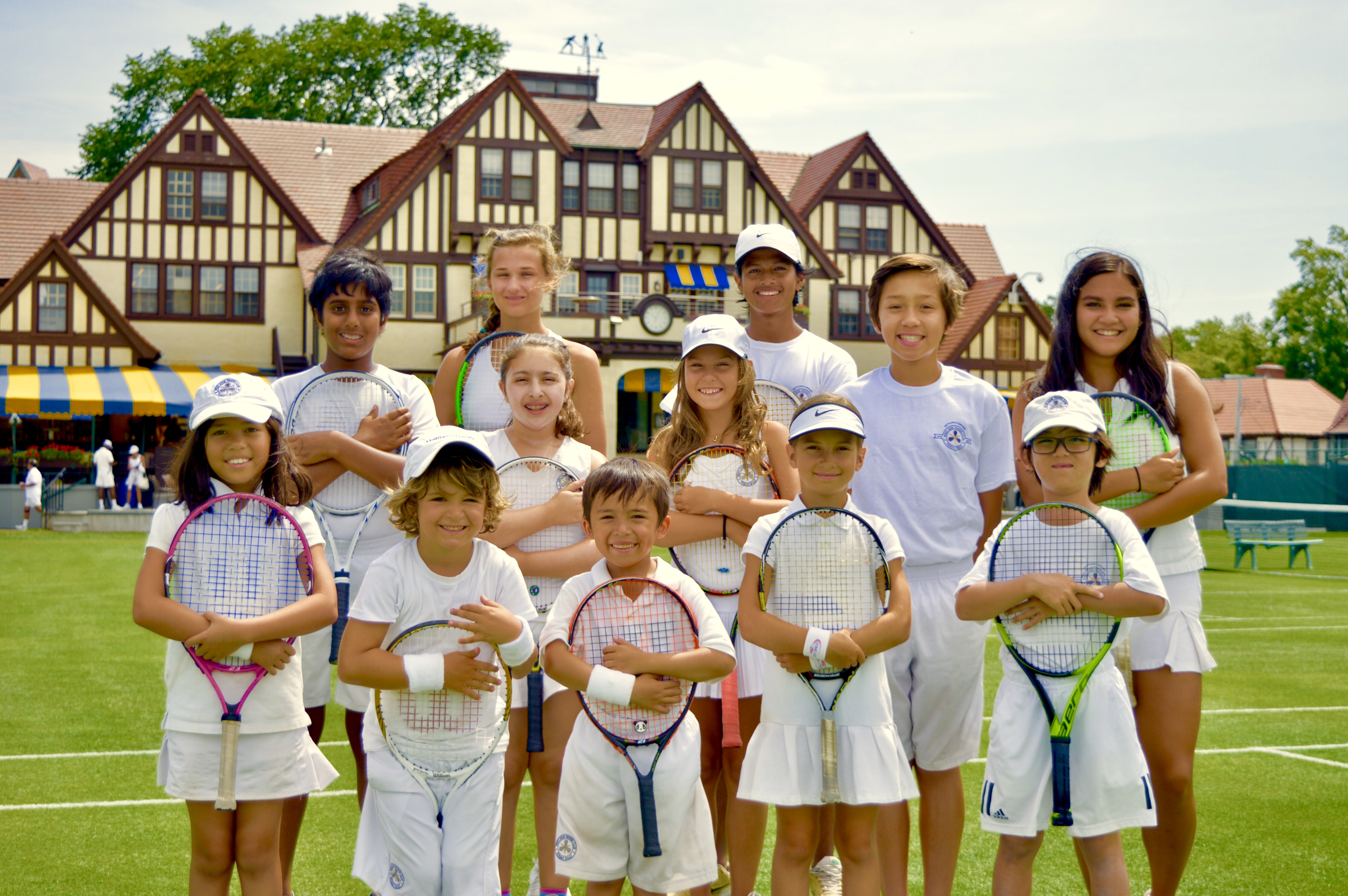 The West Side Tennis Club–Summer Camp 2018