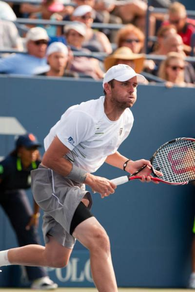 Mardy Fish is headed back to the courts after a six-month absence due to a heart-related ailment