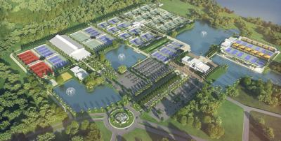 The USTA has announced three moves for the executive staff at the new USTA National Campus which is being constructed in Orlando, Fla.