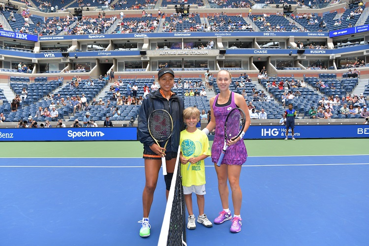 Photo courtesy of USTA/Pete Staples