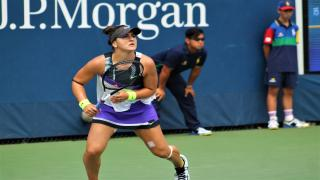Bianca Andreescu extended her streak to 17 straight matches with a win over American Jennifer Brady at the China Open.