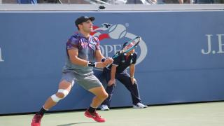 The United States was within one set of reach the Davis Cup Final on Sunday, but it was not to be as Borna Coric rallied to beat Frances Tiafoe 6-7(0), 6-1, 6-7(11), 6-1, 6-3 in the fifth rubber on Sunday.