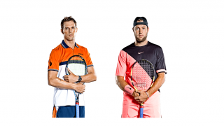 The American duo of Mike Bryan & Jack Sock have been named the ATPWorldTour.com Fans Favorites, presented by Moët & Chandon in the 2018 ATP World Tour Awards