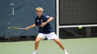 Cooper Williams helped lead the 14U team from the United States to a win at the Big Apple Cup.
