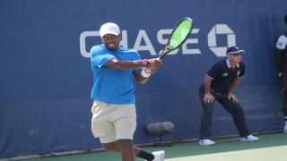 Donald Young defeated 29th-seeded Italian Simone Bolelli 0-6, 6-4, 6-2 to book his spot in the final round of qualifying for the main draw of the 2018 U.S. Open