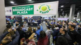 For the third straight year, the New York Tennis Expo arrives on Long Island, with this year's event set for Sunday, Feb. 9, 2020 at NYCB Live, Home of the Nassau Veterans Memorial Coliseum.