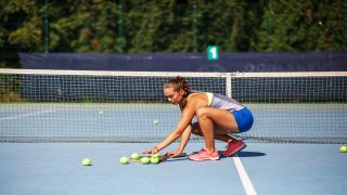 We often discuss controlling the controllable in the sport of tennis, usually referring to preparation before arriving to the competitive court.