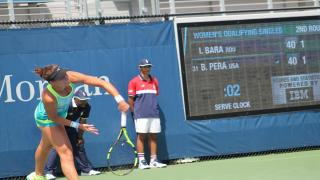 In a joint initiative between the USTA, ATP and WTA, the 2018 US Open will use a serve clock and a warm-up clock to try and increase the pace of play.