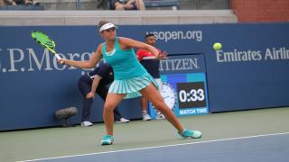 Jennifer Brady is one of five players heading to San Antonio to represent the United States in the Fed Cup Playoffs.