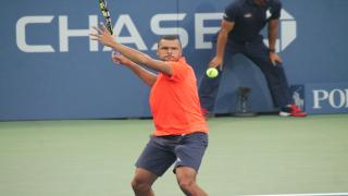 <p>Frenchman Jo-Wilfried Tsonga has withdrawn from the 2018 U.S. Open, citing an ongoing knee injury.</p>  <p>Currently ranked 64th in the world, Tsonga has not played since February when he was forced to retire in the semifinals of the Open Sud de France