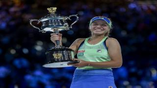 American Sofia Kenin will look to defend her title at the Australian Open.