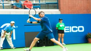 Mardy Fish, who has played for the New York Empire in World TeamTennis play the last two seasons, was named the new captain of the United States Davis Cup team.