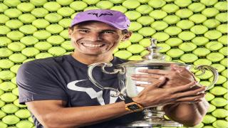 Rafael Nadal hung on to beat fifth-seeded Russian Daniil Medvedev 7-5, 6-3, 5-7, 4-6, 6-4 and capture the 2019 US Open trophy
