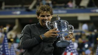 Defending champion Rafael Nadal will once again be the No. 1 seed for the 2018 US Open, which gets underway next week.