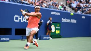 Rafael Nadal defeated Dominic Thiem in a thrilling five-set match in the U.S. Open quarterfinals on Tuesday night.