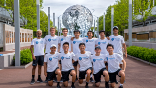 The Columbia men's tennis team is headed to the Sweet 16 of the NCAA Tournament after shocking defending champion Virginia 4-2 in the second-round this past weekend.