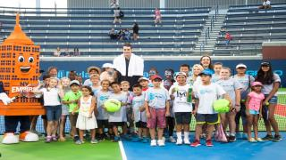The New York Empire presented by Citi announced today it will sponsor an exciting new Junior TeamTennis (JTT) event, the Empire Cup, in partnership with WTT Community Tennis.